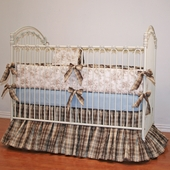 Cotton Club Crib Bedding