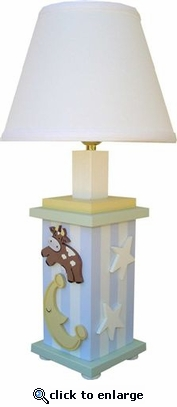 Cow over the Moon Table Lamp