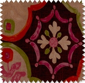 Crown Jewels Fabric