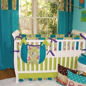 Dorothy Crib Bedding