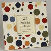 Dots Picture Frame