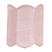 Double Scalloped Pink Night Light
