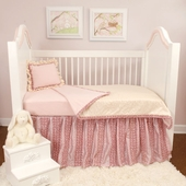 Dozen Roses Toddler Coverlet & Pillow