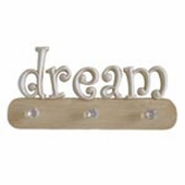 Dream 3-Peg Wall Rack