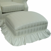Elegance Adult Club Ottoman - Stationary or Glider
