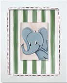 Elephant Custom Framed Giclee Print