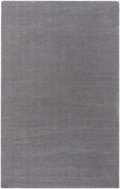 Elephant Gray Mystique Hand-Crafted Rug