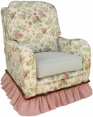 English Bouquet Adult Kensington Recliner - Foam or Down