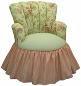 English Bouquet Child Princess Chair