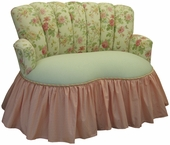 English Bouquet Child Princess Loveseat