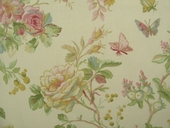 English Bouquet Upholstery Fabric