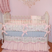 Fairy Tale Crib Bedding