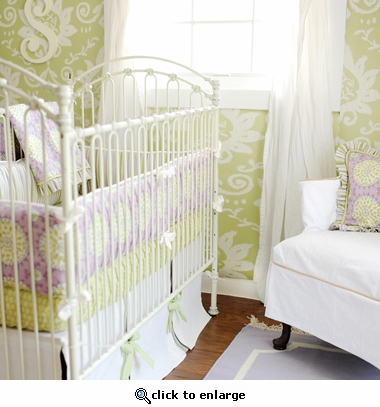 Felicity 2-Piece Crib Bedding Set
