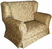 Firenze Child Wingback Loveseat