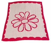 Flower Customized Blanket