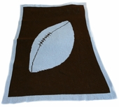 Football Customized Blanket