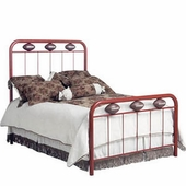 Football Iron Bed