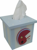 Football Tissue Box Cover