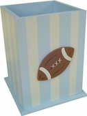 Football Wastebasket
