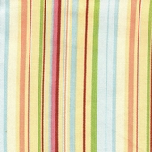 Fruit Stripe Fabric