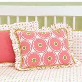 Gerber Daisy Decorative Throw Pillow