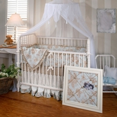 Gypsy Baby 2-Piece Crib Bedding Set