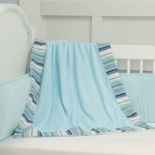 Hampton Crib Blanket