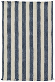 Hampton Rug - Blue Stripe
