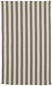 Hampton Rug - Smoke Stripe