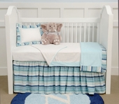 Hampton Toddler Coverlet & Pillow