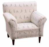 Heaven Sent Sage Child Woven Contemporary Chair
