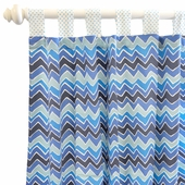 High Tide Curtain Panel Set
