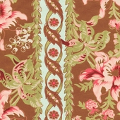 Honey Lucretia Fabric