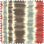 Ikat Stripe - Sunrise Fabric
