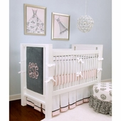 Innocence Crib Bedding Set