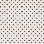 Itsy Bitsy Dots in Mocha Fabric