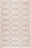 Ivory Diamonds Fallon Hand-Woven Rug