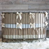 J'adore Cradle to Crib - Pewter
