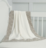 Jacks Crib Blanket