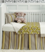 Jacks Toddler Coverlet & Pillow