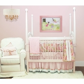 Joi de Vivre Crib Bedding Set