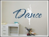 Just Dance Custom Wall Decal