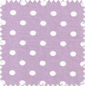 Lavender Dots Fabric