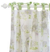 Lavender Fields Forever Curtain Panel Set