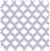 Lavender Lattice Fabric