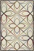 Leaf Tiles Goa Hand-Tufted Rug