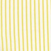 Lemon Stripe Fabric