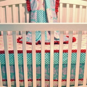 Lily Crib Bedding Set