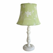 Lime Pagoda Bella Medium Hood Lamp
