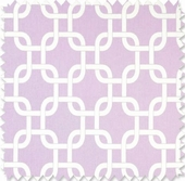 Links Lilac Fabric